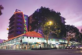 Darwin Central Hotel - Newcastle Accommodation