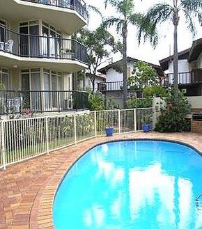 Bayview Beach Holiday Apartments - Newcastle Accommodation