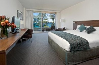 Manly Pacific Sydney Managed By Novotel - Newcastle Accommodation