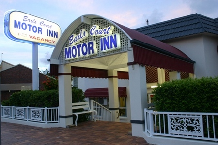 Earls Court Motor Inn - Newcastle Accommodation