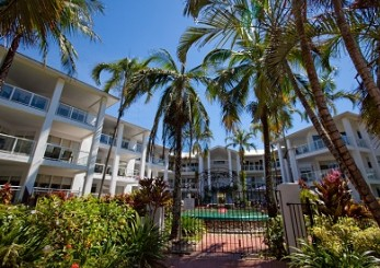 Port Douglas Beachfront Terraces - Newcastle Accommodation