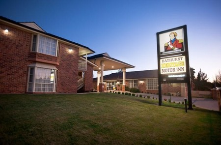 Bathurst Heritage Motor Inn - Newcastle Accommodation