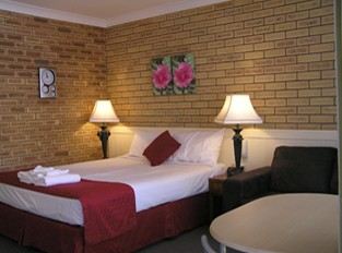 Blue Violet Motor Inn - Newcastle Accommodation