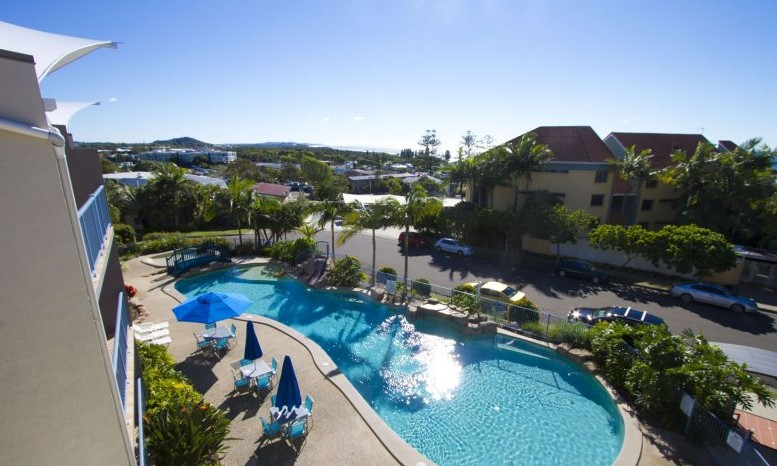 Endless Summer Resort - Newcastle Accommodation