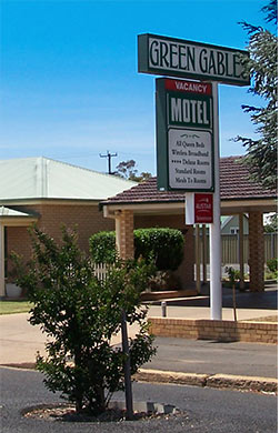 Green Gables Motel - Newcastle Accommodation