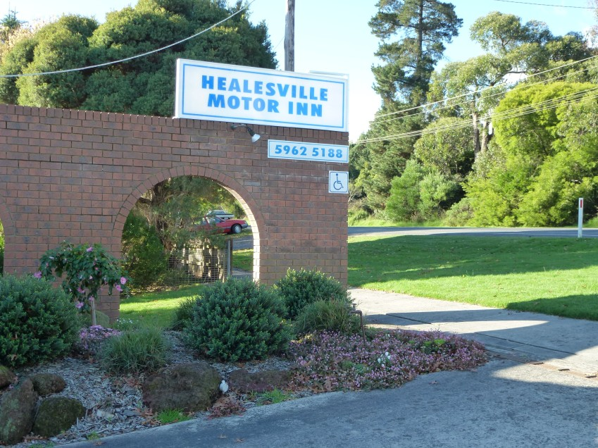 Healesville Motor Inn - Newcastle Accommodation