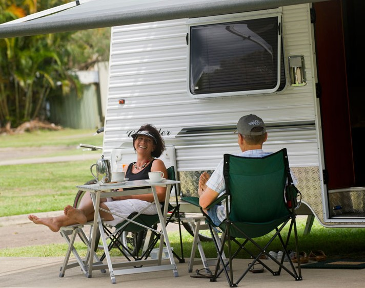 Coolum Beach Holiday Park - Newcastle Accommodation