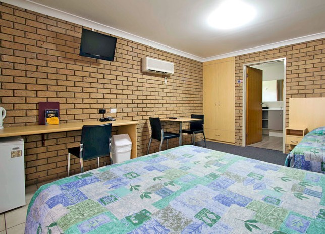 Sunray Motor Inn Toowoomba - Newcastle Accommodation