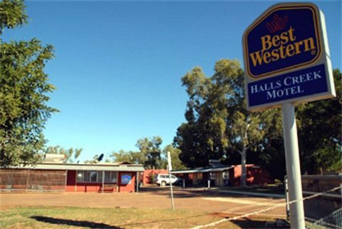 Halls Creek Motel - Newcastle Accommodation