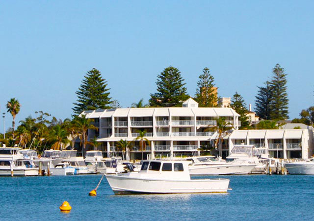 Pier 21 Apartment Hotel Fremantle - Newcastle Accommodation