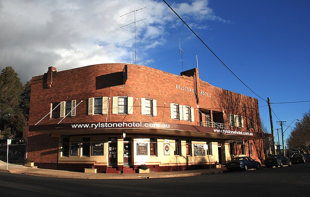 Rylstone Hotel - Newcastle Accommodation