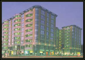 Adina Apartment Hotel James Court - Newcastle Accommodation