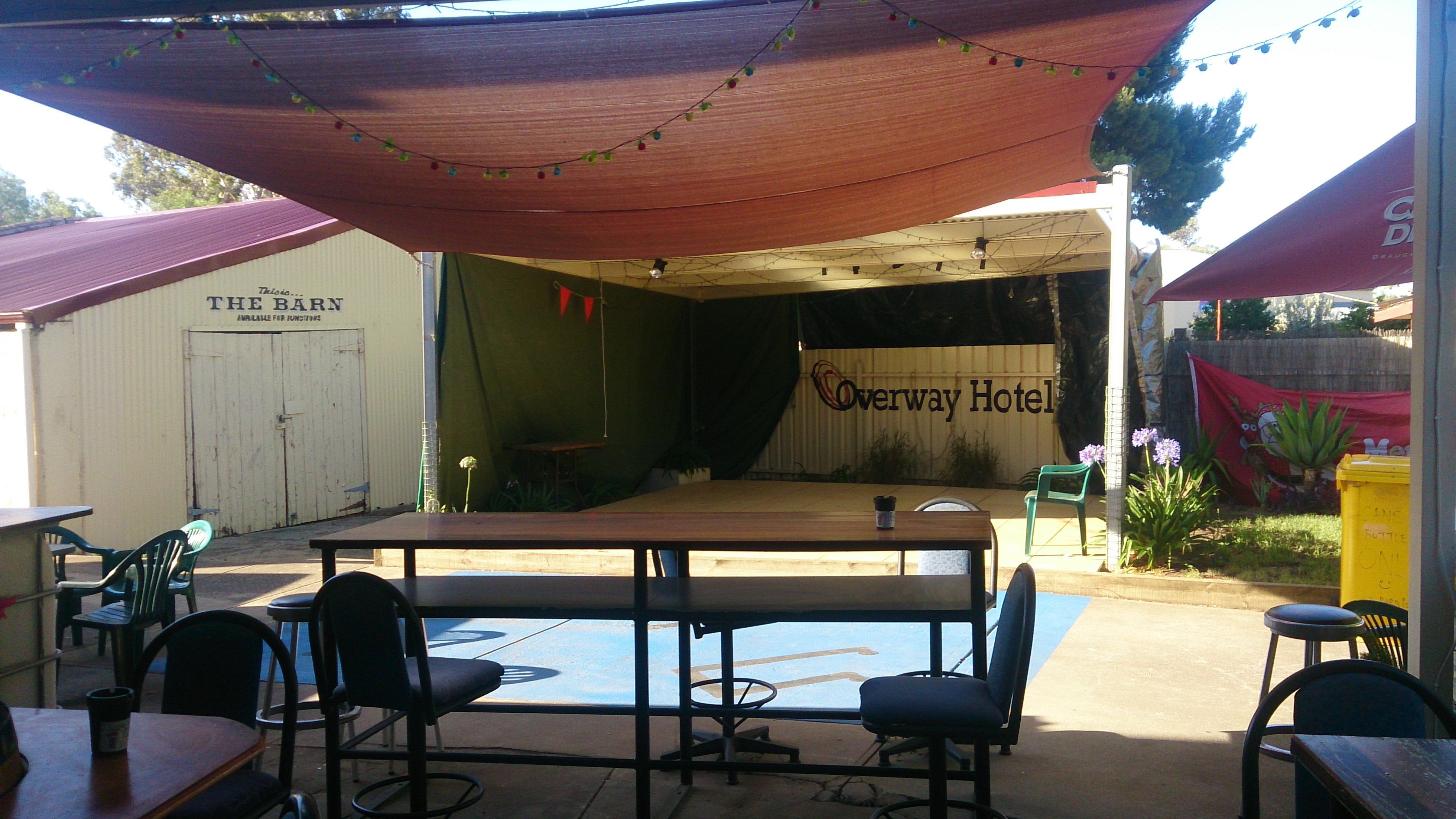 Overway Hotel - Newcastle Accommodation