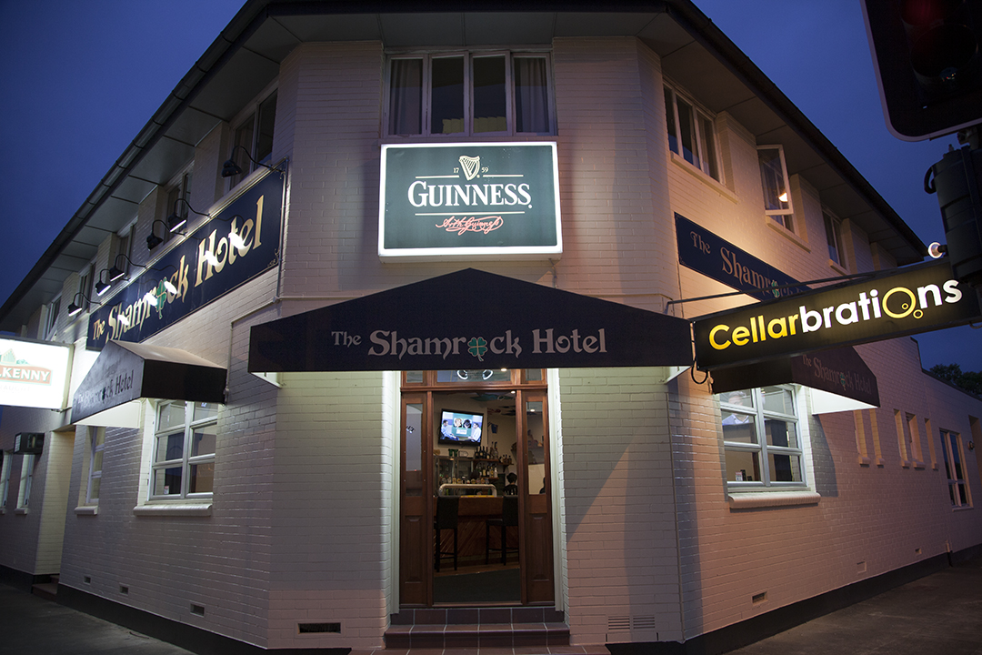 Shamrock Hotel - Newcastle Accommodation
