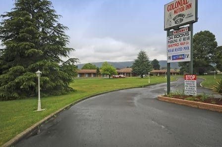Colonial Motor Inn - Lithgow - Newcastle Accommodation