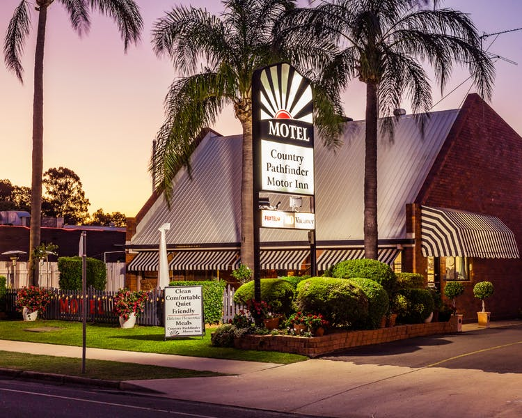 Country Pathfinder Motor Inn - Newcastle Accommodation