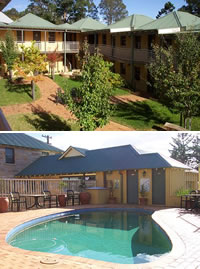 Pioneer Motel Kangaroo Valley - Newcastle Accommodation