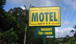 Fiesta Motel - Newcastle Accommodation