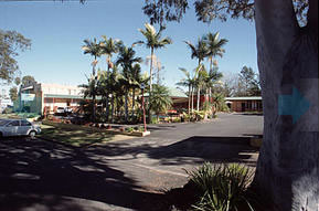 Dawson Motor Inn - Newcastle Accommodation