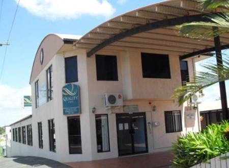 Quality Inn Harbour City - Newcastle Accommodation