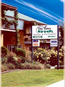 The Vines - Newcastle Accommodation