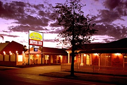 Dalby Mid Town Motor Inn - Newcastle Accommodation