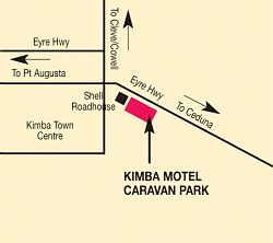 Kimba Motel Caravan Park - Newcastle Accommodation