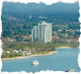 Crystal Bay Resort - Newcastle Accommodation