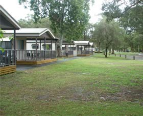 Beachfront Caravan Park - Newcastle Accommodation