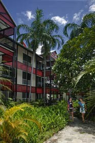 Parap Village Apartments - Newcastle Accommodation