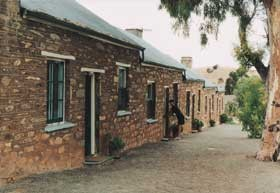 Burra Heritage Cottages - Tivers Row - Newcastle Accommodation