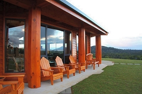 Tarkine Wilderness Lodge - Newcastle Accommodation