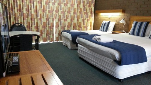 Barooga Country Inn Motel - Newcastle Accommodation