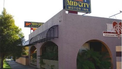 Colac Mid City Motor Inn - Newcastle Accommodation