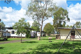Glasbys Caravan Park - Newcastle Accommodation