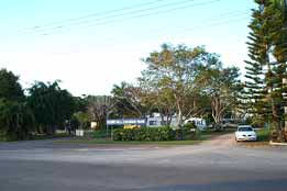 Home Hill Caravan Park - Newcastle Accommodation