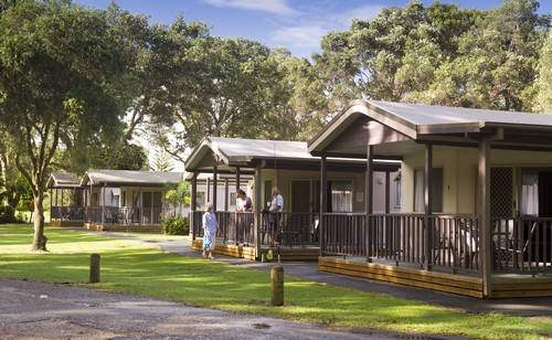 North Coast Holiday Parks Beachfront - Newcastle Accommodation