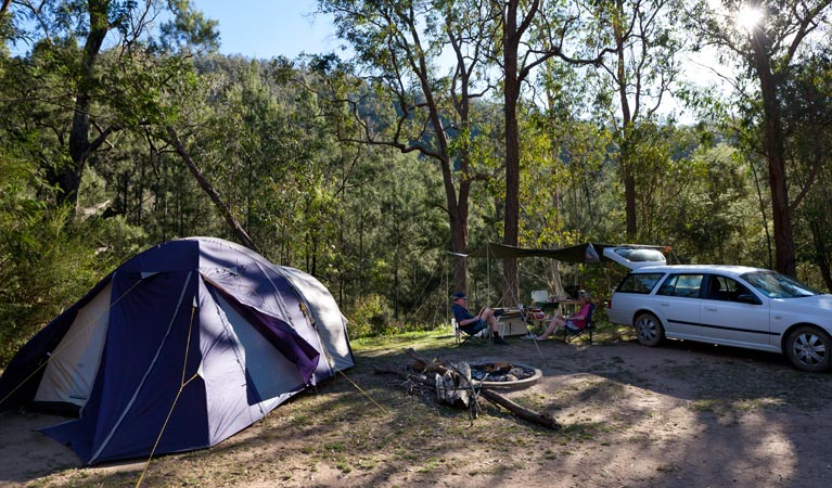 Deua River campgrounds - Deua - Newcastle Accommodation