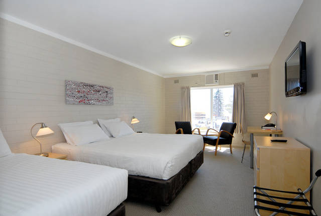 The Murray Hotel - Newcastle Accommodation