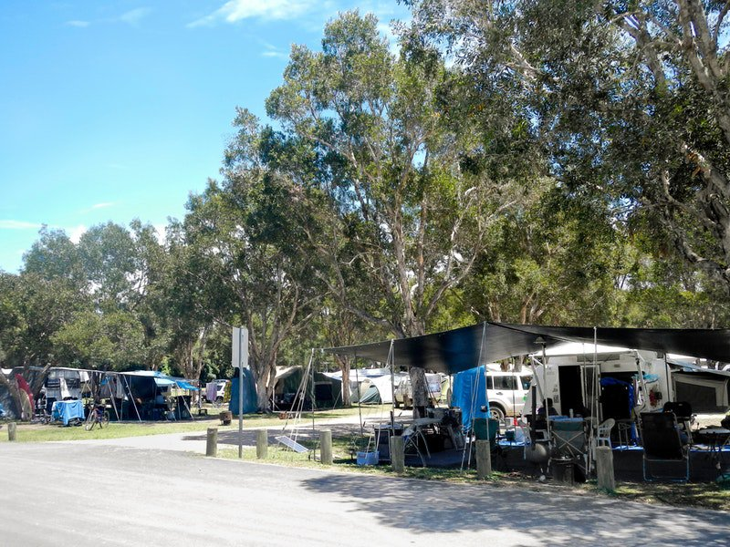 Diamond Head campground - Newcastle Accommodation