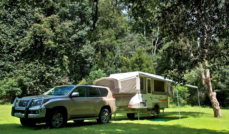Gloucester River campground - Newcastle Accommodation
