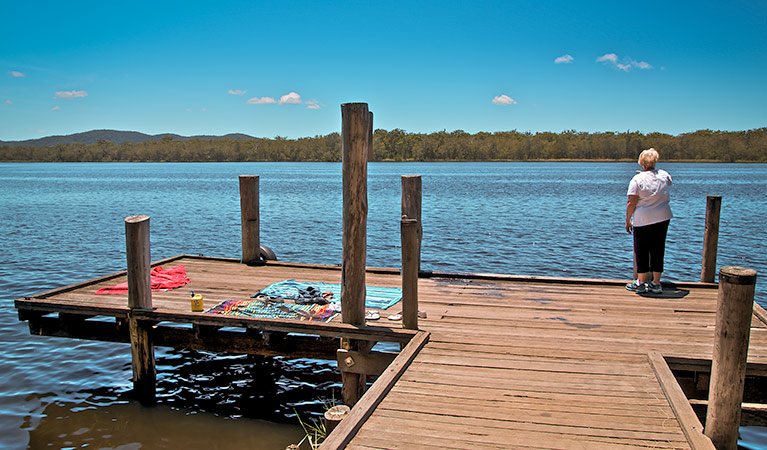 Korsmans Landing campground - Newcastle Accommodation