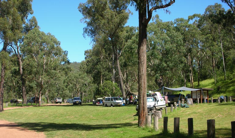 Washpools campground - Newcastle Accommodation