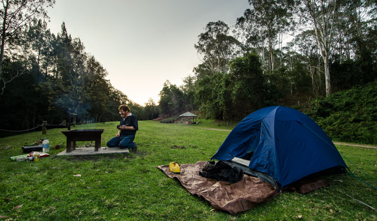 Woko campground - Newcastle Accommodation