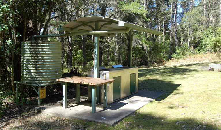 Youngville campground - Newcastle Accommodation