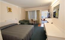 Sapphire City Motor Inn - Inverell - Newcastle Accommodation
