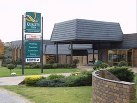 Quality Inn Baton Rouge - Newcastle Accommodation