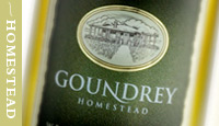 Goundrey Wines - Newcastle Accommodation