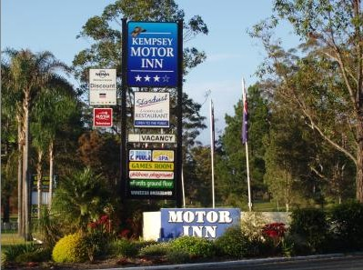 Kempsey Motor Inn - Newcastle Accommodation