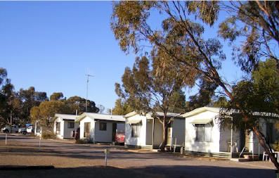 Hawker Caravan Park - Newcastle Accommodation